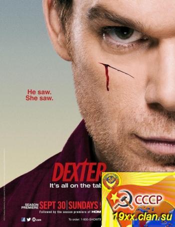 Декстер 7 сезон / Dexter (2012)